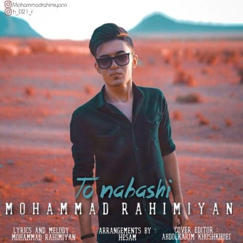 دانلود موزیک جدید محمد رحیمیان تو نباشی