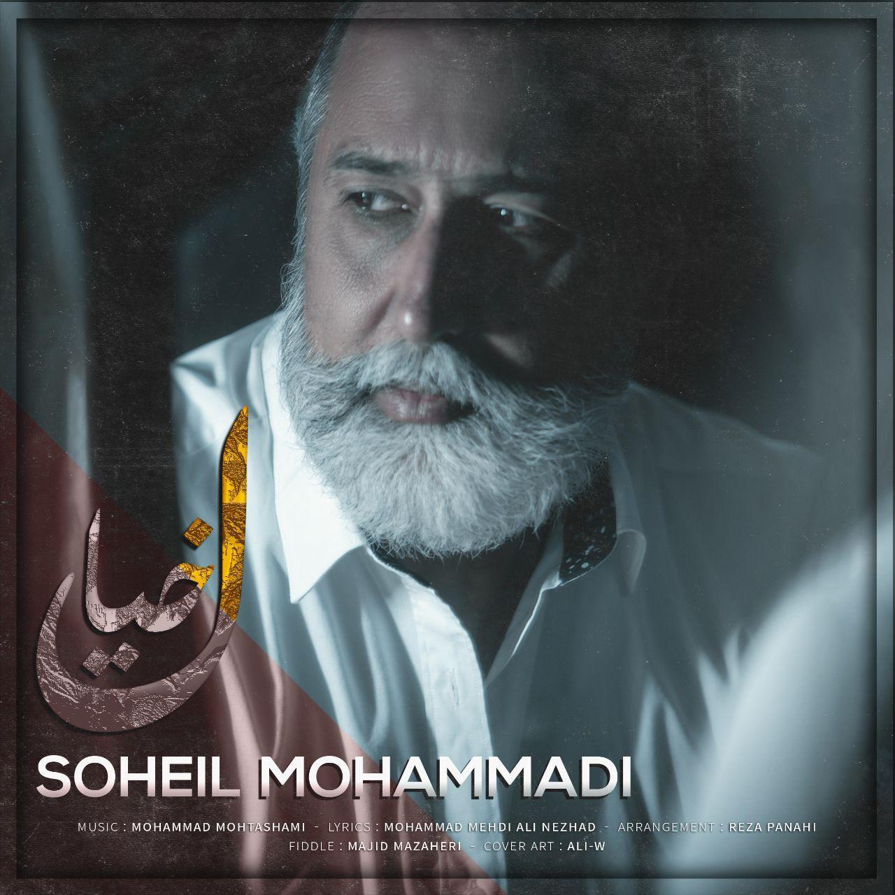 دانلود موزیک جدید سهیل محمدی خیال
