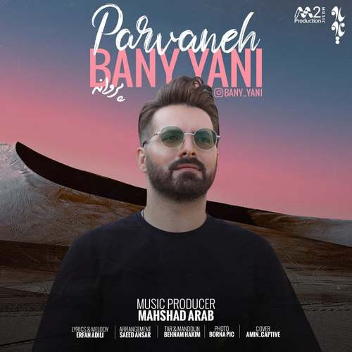دانلود موزیک جدید بانی یانی پروانه