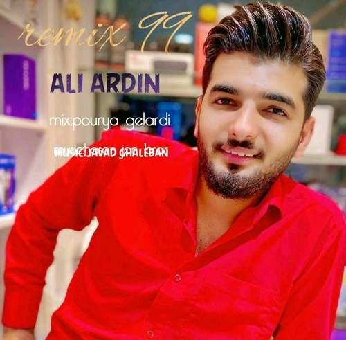 دانلود موزیک جدید علی آردین رمیکس ۹۹