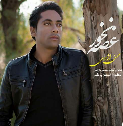 دانلود موزیک جدید محسن اژدری غصه نخور (کیفیت اصلی) متن آهنگ