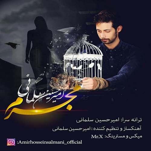 دانلود موزیک جدید امیرحسین سلمانی مجرم