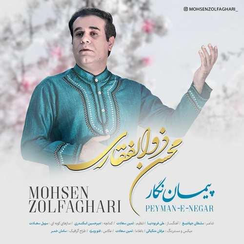 دانلود موزیک جدید محسن ذوالفقاری پیمان نگار