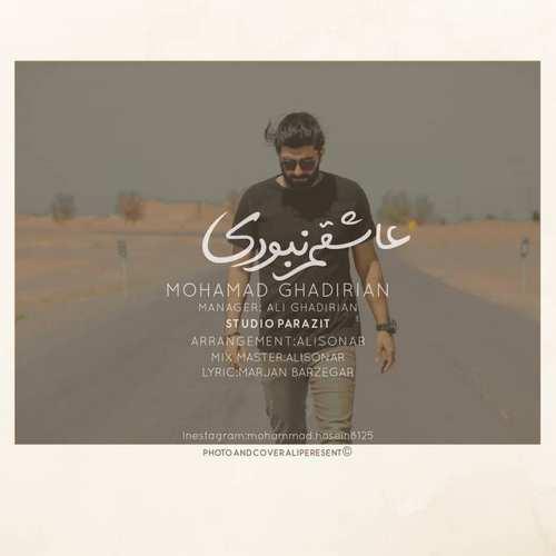 دانلود موزیک محمد قدیریان عاشقم نبودی