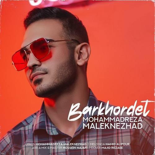 دانلود موزیک جدید محمدرضا ملک نژاد برخوردت